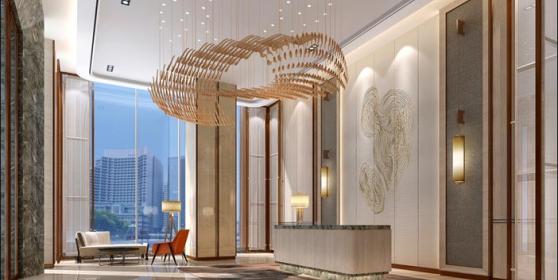 商务精品酒店装修设计案例