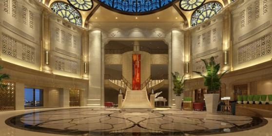 四星级商务酒店装修设计