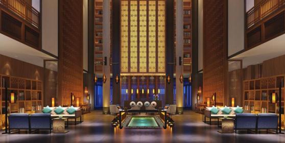 度假酒店装修设计案例