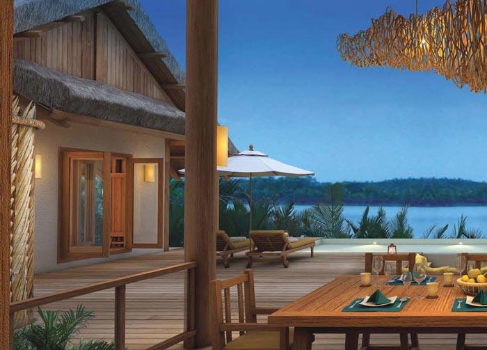 私人度假酒店观景区左边装修设计案例效果图