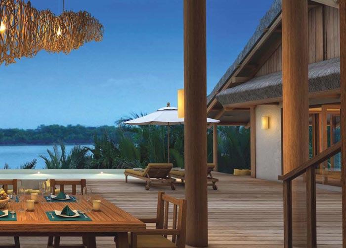 私人度假酒店观景区右边装修设计案例效果图