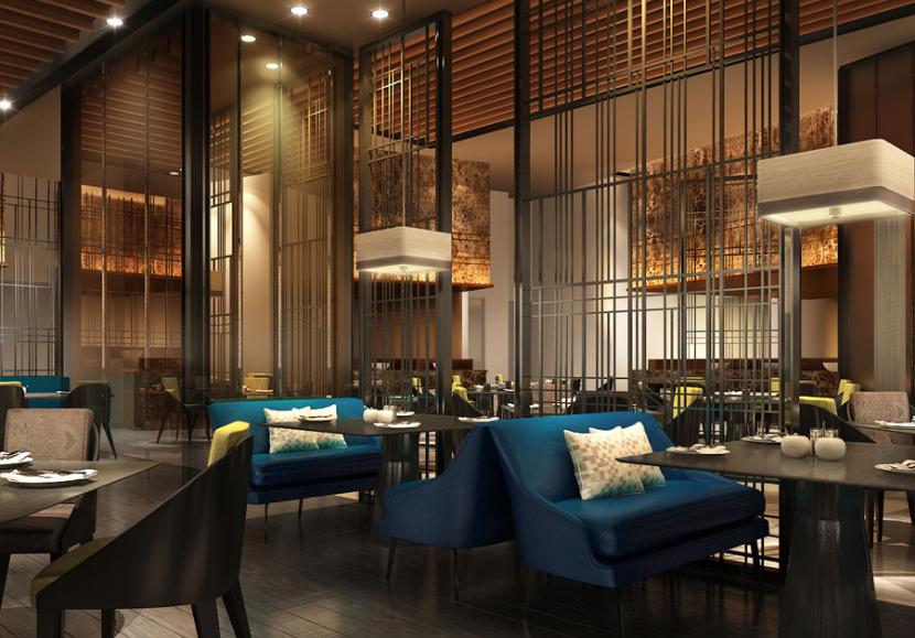 五星级酒店设计